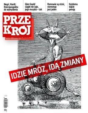 """""""Przekrój"""" nr 402012 - Ebook (Książka PDF) do pobrania w formacie PDF"""