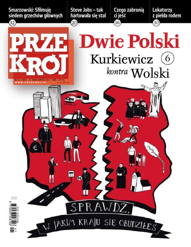 """""""Przekrój"""" nr 412011 - Ebook (Książka PDF) do pobrania w formacie PDF"""