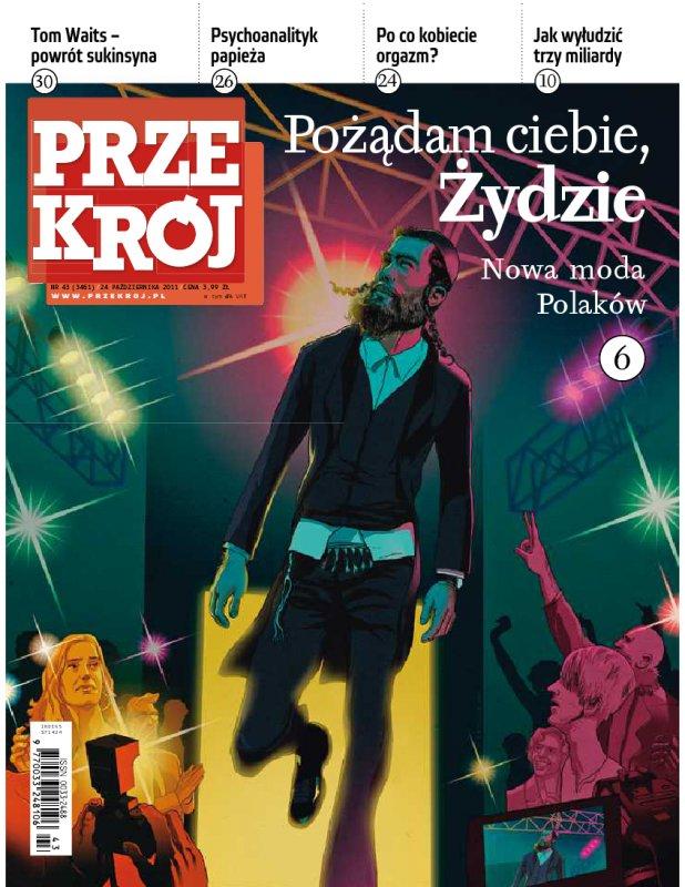 """""""Przekrój"""" nr 432011 - Ebook (Książka PDF) do pobrania w formacie PDF"""
