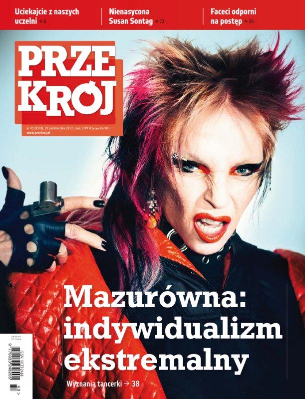 """""""Przekrój"""" nr 432012 - Ebook (Książka PDF) do pobrania w formacie PDF"""