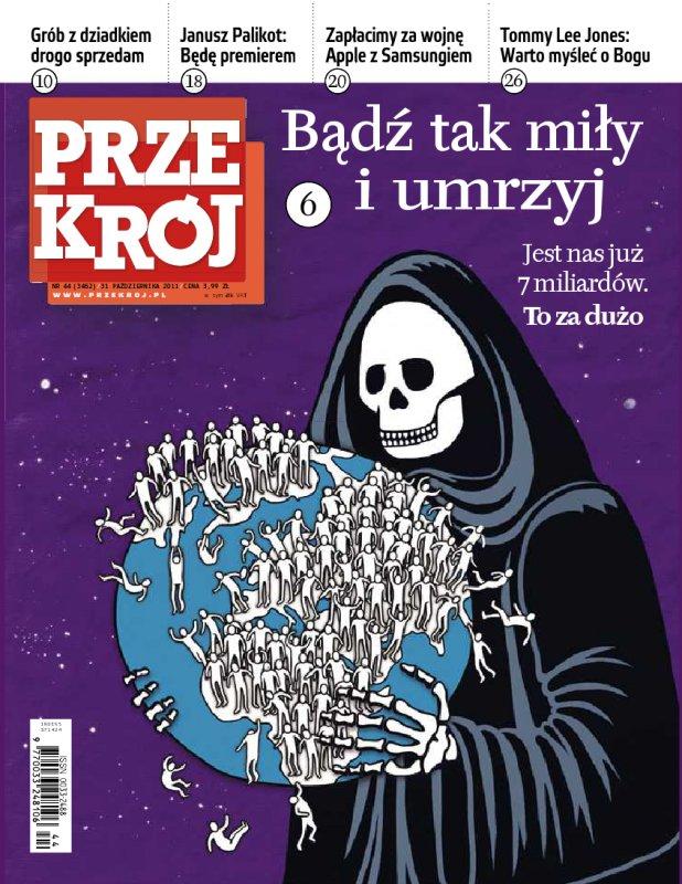 """""""Przekrój"""" nr 442011 - Ebook (Książka PDF) do pobrania w formacie PDF"""