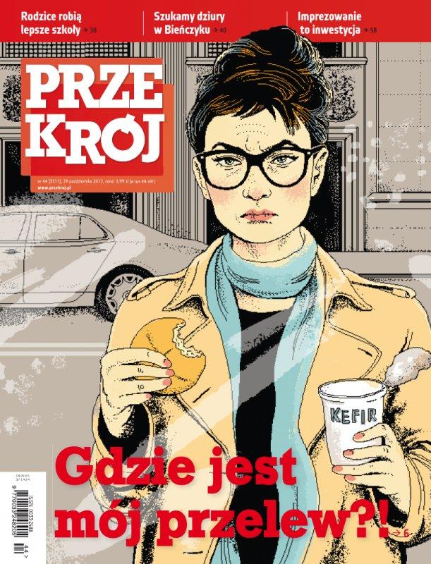 """""""Przekrój"""" nr 442012 - Ebook (Książka PDF) do pobrania w formacie PDF"""