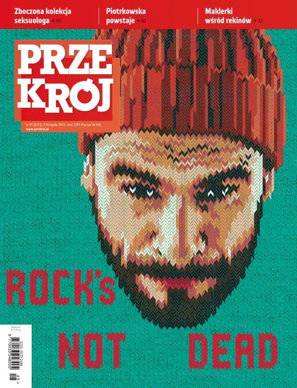 """""""Przekrój"""" nr 452012 - Ebook (Książka PDF) do pobrania w formacie PDF"""
