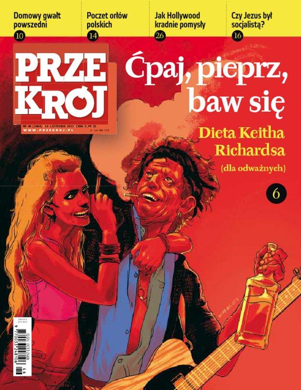 """""""Przekrój"""" nr 462011 - Ebook (Książka PDF) do pobrania w formacie PDF"""