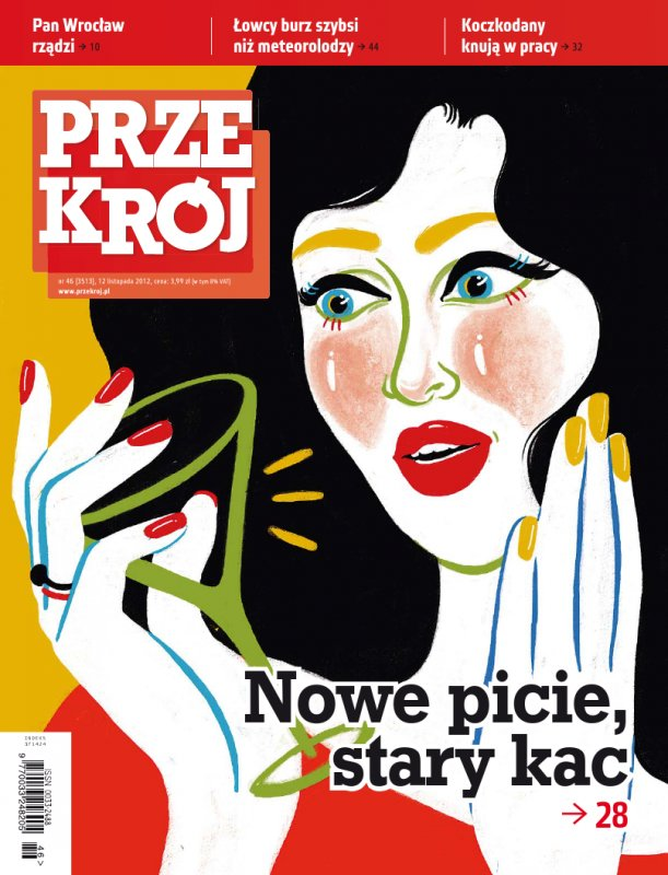 """""""Przekrój"""" nr 462012 - Ebook (Książka PDF) do pobrania w formacie PDF"""