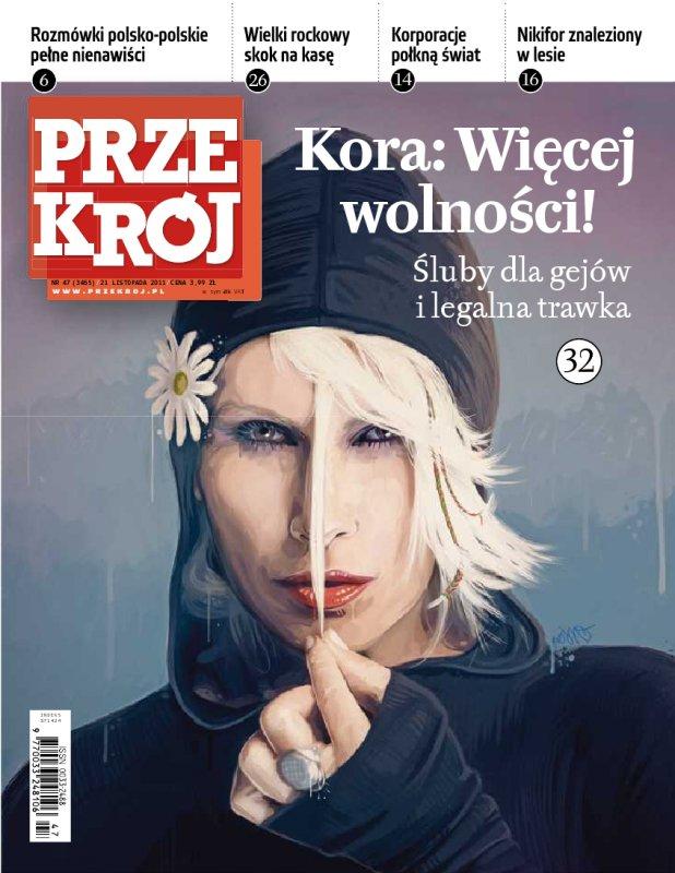 """""""Przekrój"""" nr 472011 - Ebook (Książka PDF) do pobrania w formacie PDF"""