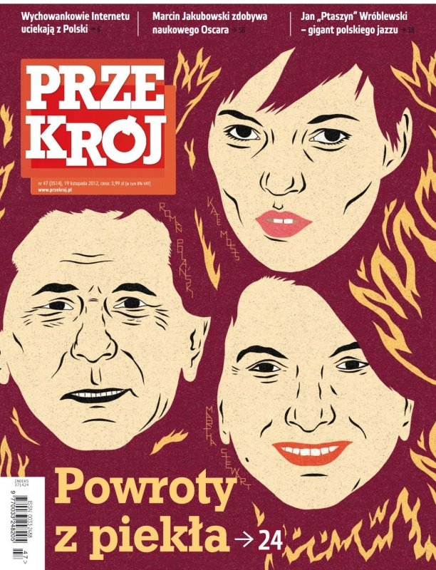 """""""Przekrój"""" nr 472012 - Ebook (Książka PDF) do pobrania w formacie PDF"""