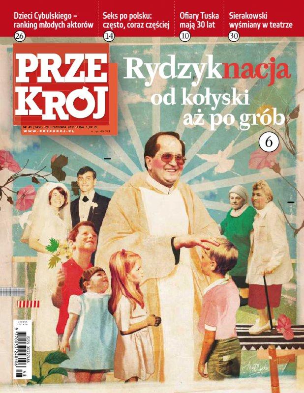 """""""Przekrój"""" nr 482011 - Ebook (Książka PDF) do pobrania w formacie PDF"""