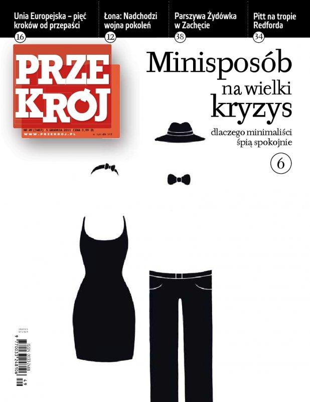 """""""Przekrój"""" nr 492011 - Ebook (Książka PDF) do pobrania w formacie PDF"""