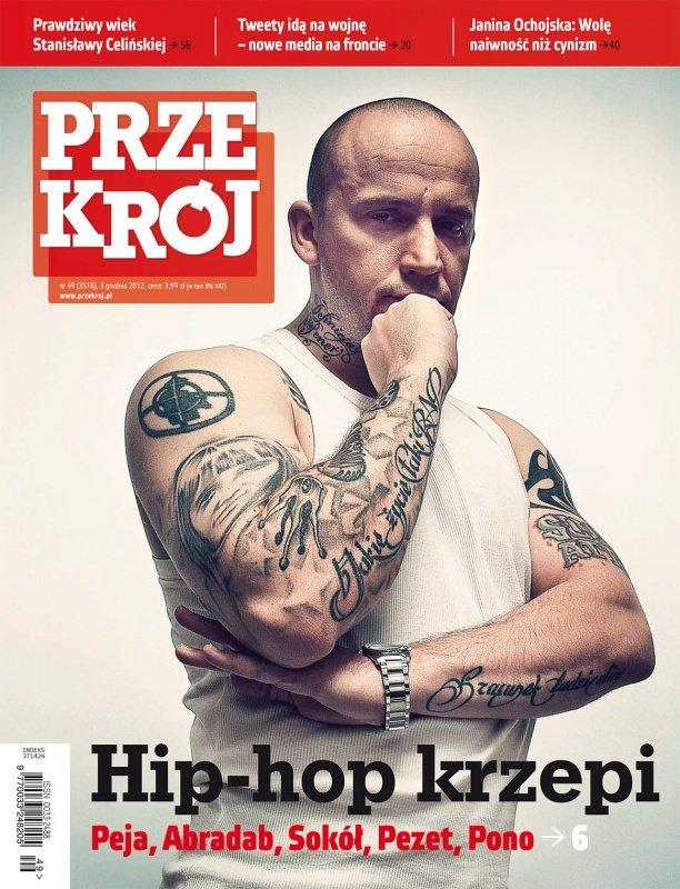 """""""Przekrój"""" nr 492012 - Ebook (Książka PDF) do pobrania w formacie PDF"""