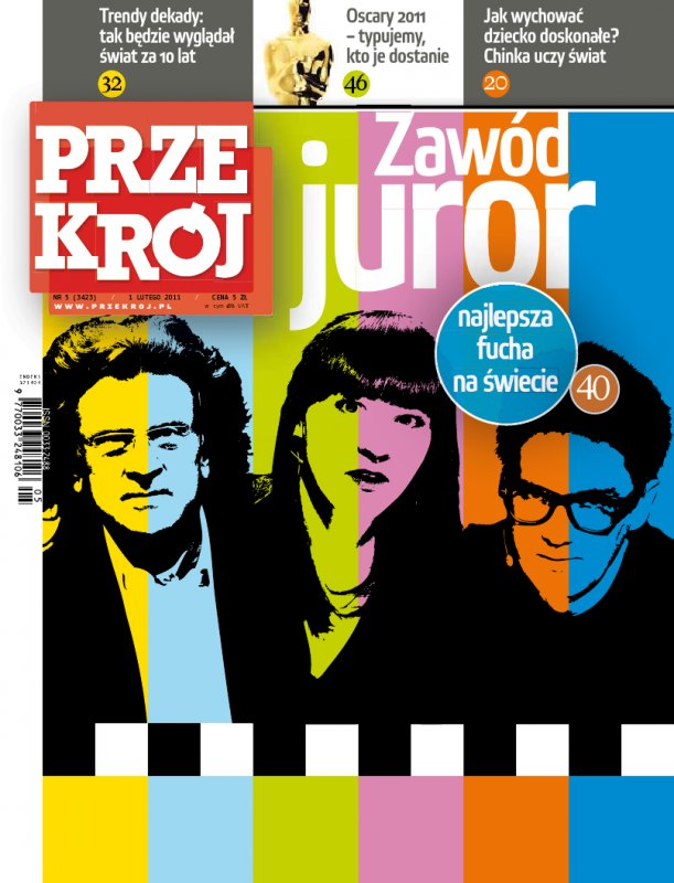 """""""Przekrój"""" nr 52011 - Ebook (Książka PDF) do pobrania w formacie PDF"""