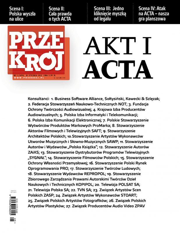 """""""Przekrój"""" nr 52012 - Ebook (Książka PDF) do pobrania w formacie PDF"""