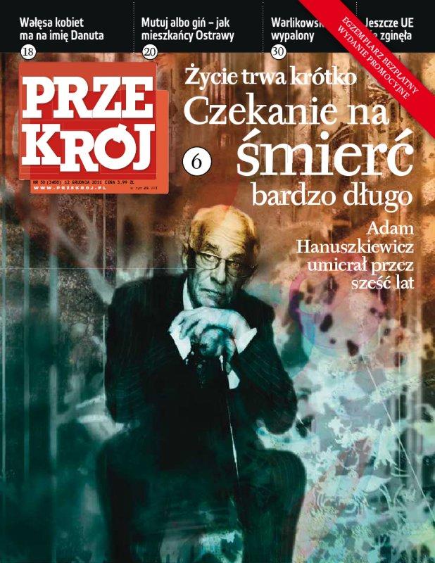 """""""Przekrój"""" nr 502011 - Ebook (Książka PDF) do pobrania w formacie PDF"""