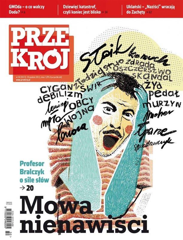 """""""Przekrój"""" nr 502012 - Ebook (Książka PDF) do pobrania w formacie PDF"""