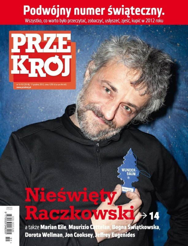 """""""Przekrój"""" nr 512012 - Ebook (Książka PDF) do pobrania w formacie PDF"""