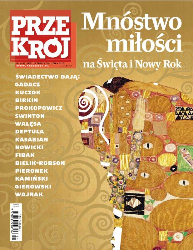"""""""Przekrój"""" nr 51522011 - Ebook (Książka PDF) do pobrania w formacie PDF"""