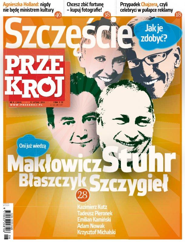 """""""Przekrój"""" nr 62011 - Ebook (Książka PDF) do pobrania w formacie PDF"""