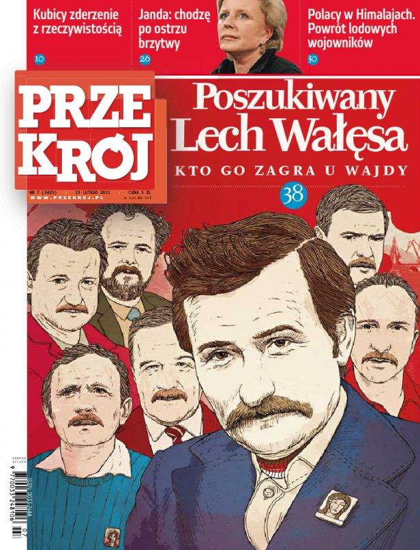 """""""Przekrój"""" nr 72011 - Ebook (Książka PDF) do pobrania w formacie PDF"""