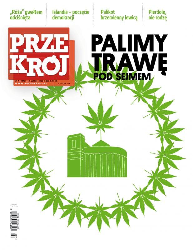 """""""Przekrój"""" nr 72012 - Ebook (Książka PDF) do pobrania w formacie PDF"""
