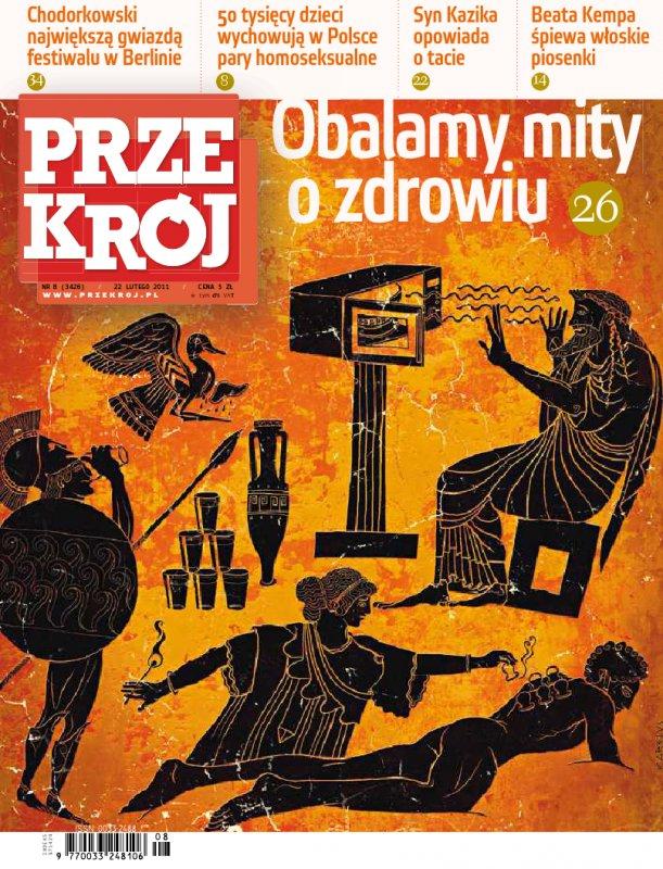 """""""Przekrój"""" nr 82011 - Ebook (Książka PDF) do pobrania w formacie PDF"""