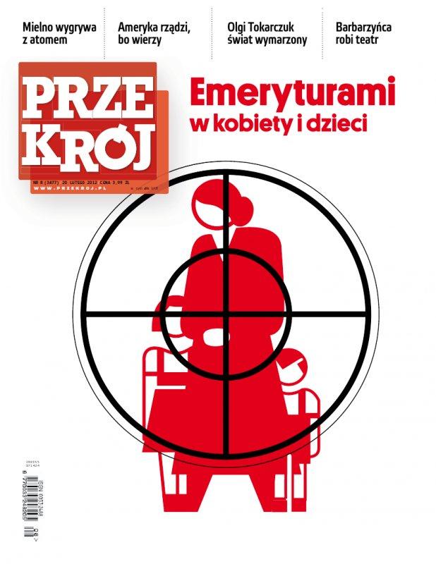 """""""Przekrój"""" nr 82012 - Ebook (Książka PDF) do pobrania w formacie PDF"""