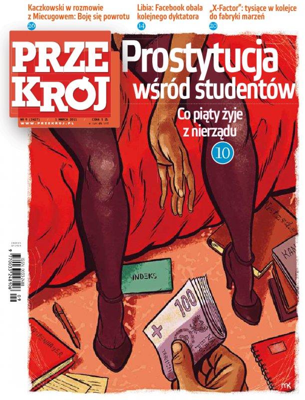"""""""Przekrój"""" nr 92011 - Ebook (Książka PDF) do pobrania w formacie PDF"""