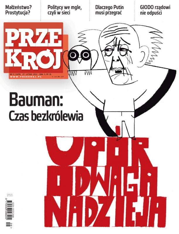 """""""Przekrój"""" nr 92012 - Ebook (Książka PDF) do pobrania w formacie PDF"""