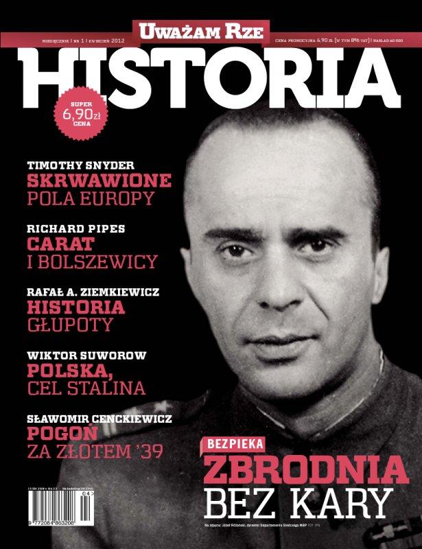"""""""Uważam Rze Historia"""" nr 12012 - Ebook (Książka PDF) do pobrania w formacie PDF"""