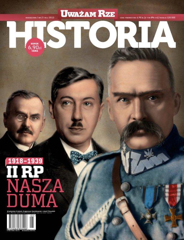 """""""Uważam Rze Historia"""" nr 22012 - Ebook (Książka PDF) do pobrania w formacie PDF"""