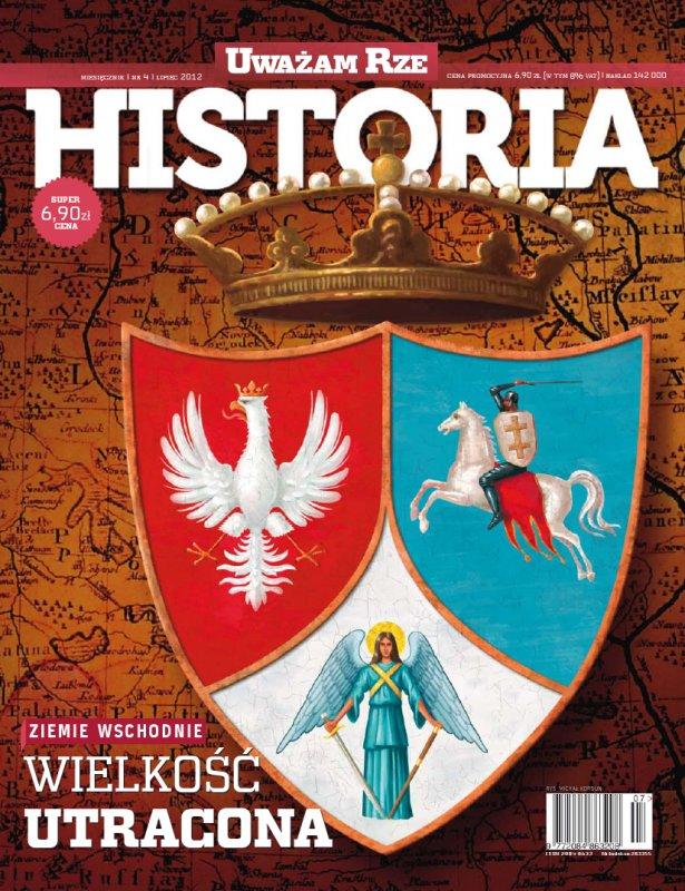 """""""Uważam Rze Historia"""" nr 42012 - Ebook (Książka PDF) do pobrania w formacie PDF"""