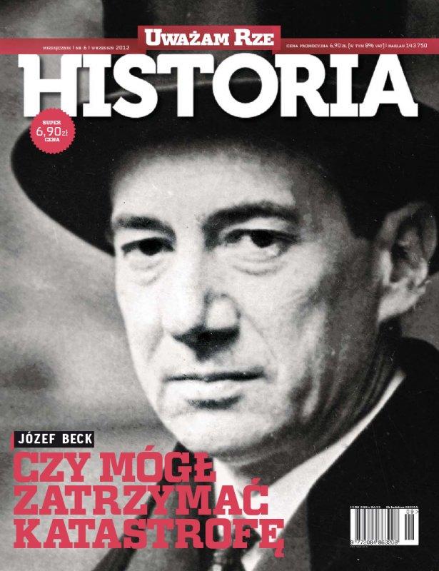 """""""Uważam Rze Historia"""" nr 62012 - Ebook (Książka PDF) do pobrania w formacie PDF"""