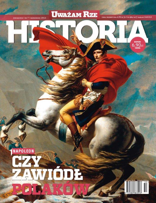 """""""Uważam Rze Historia"""" nr 72012 - Ebook (Książka PDF) do pobrania w formacie PDF"""