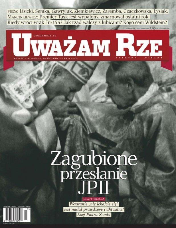 """""""Uważam Rze. Inaczej pisane"""" nr 12 - Ebook (Książka PDF) do pobrania w formacie PDF"""