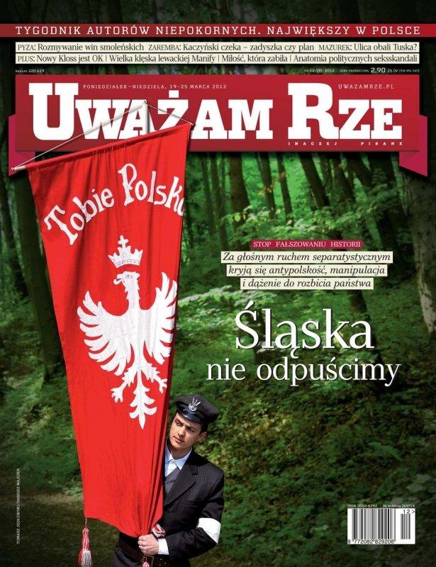 """""""Uważam Rze. Inaczej pisane"""" nr 122012 - Ebook (Książka PDF) do pobrania w formacie PDF"""