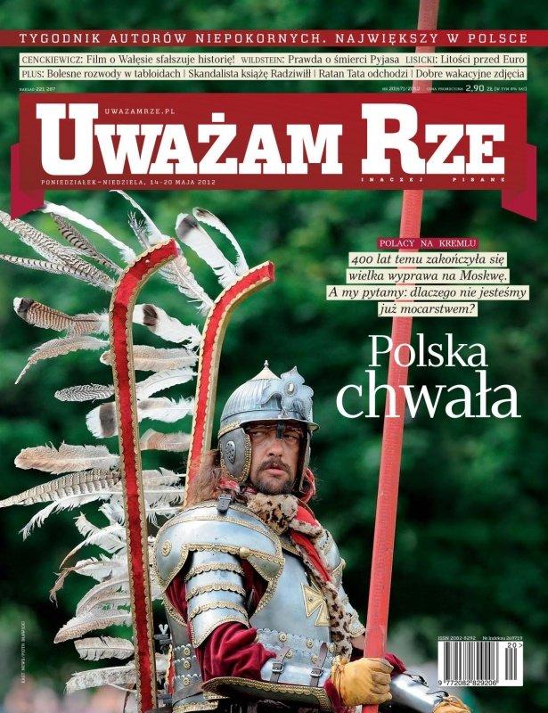 """""""Uważam Rze. Inaczej pisane"""" nr 202012 - Ebook (Książka PDF) do pobrania w formacie PDF"""