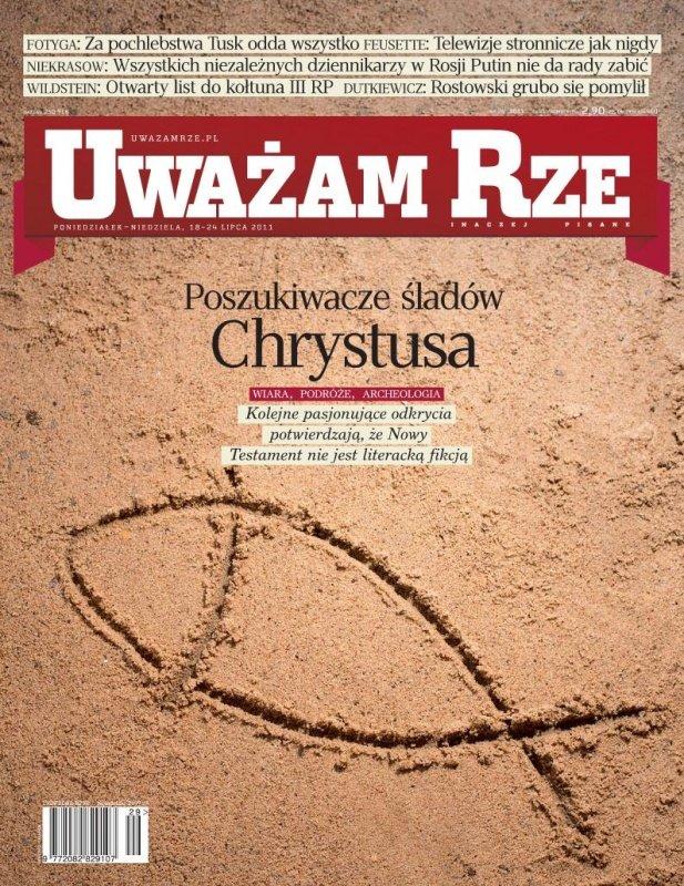 """""""Uważam Rze. Inaczej pisane"""" nr 24 - Ebook (Książka PDF) do pobrania w formacie PDF"""
