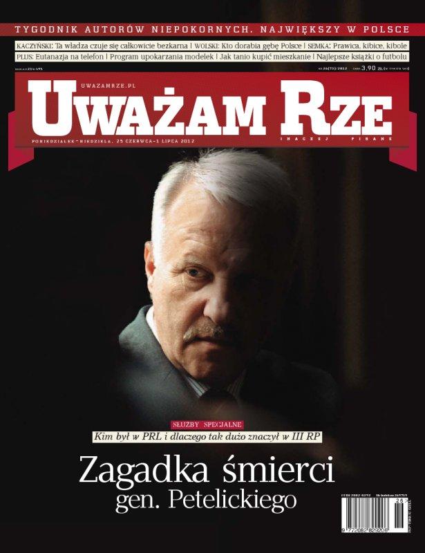 """""""Uważam Rze. Inaczej pisane"""" nr 262012 - Ebook (Książka PDF) do pobrania w formacie PDF"""