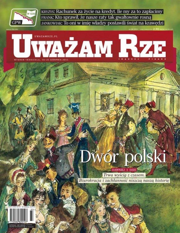"""""""Uważam Rze. Inaczej pisane"""" nr 28 - Ebook (Książka PDF) do pobrania w formacie PDF"""