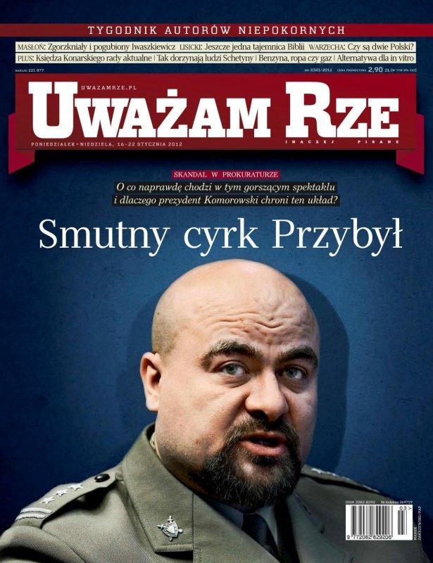 """""""Uważam Rze. Inaczej pisane"""" nr 32012 - Ebook (Książka PDF) do pobrania w formacie PDF"""
