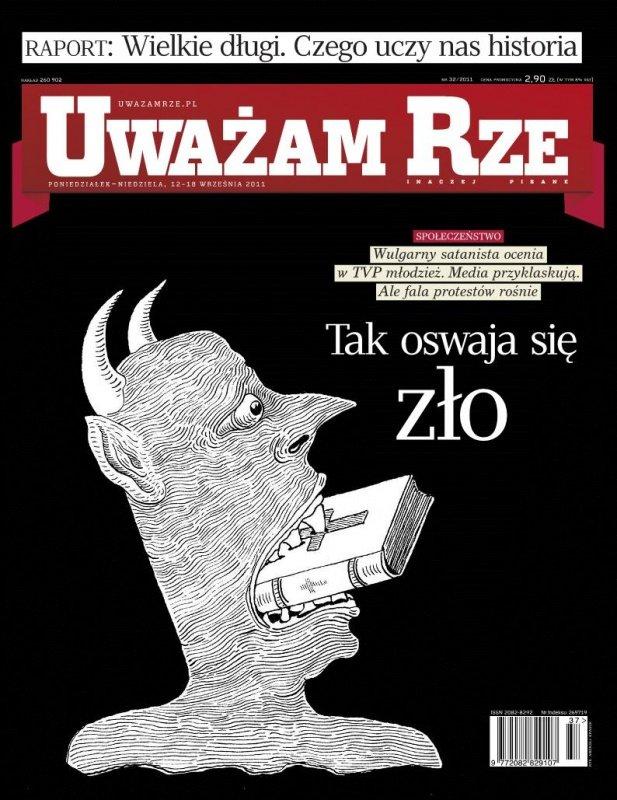 """""""Uważam Rze. Inaczej pisane"""" nr 32 - Ebook (Książka PDF) do pobrania w formacie PDF"""