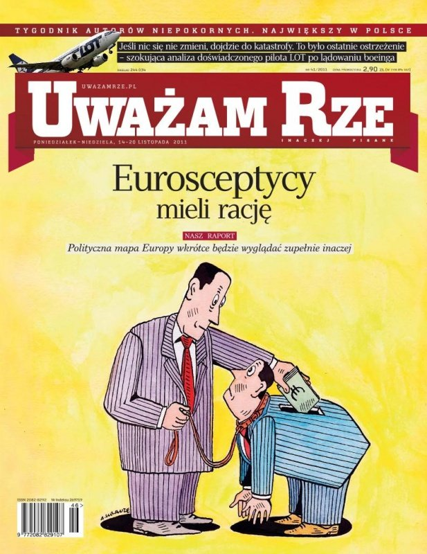 """""""Uważam Rze. Inaczej pisane"""" nr 41 - Ebook (Książka PDF) do pobrania w formacie PDF"""