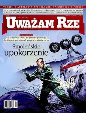 """""""Uważam Rze. Inaczej pisane"""" nr 422012 - Ebook (Książka PDF) do pobrania w formacie PDF"""