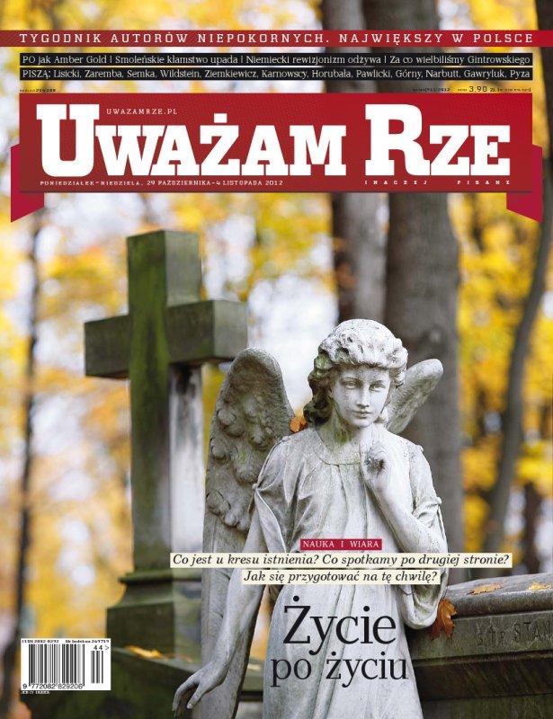 """""""Uważam Rze. Inaczej pisane"""" nr 442012 - Ebook (Książka PDF) do pobrania w formacie PDF"""