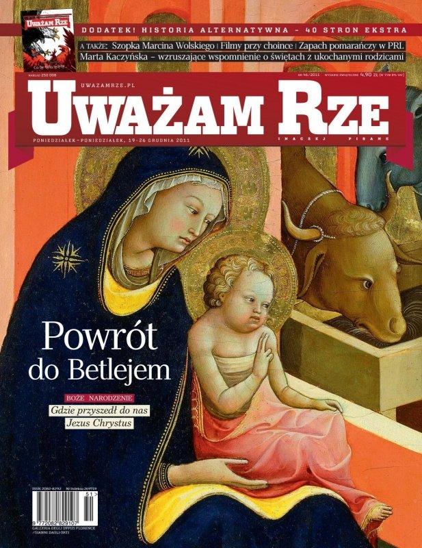 """""""Uważam Rze. Inaczej pisane"""" nr 46 - Ebook (Książka PDF) do pobrania w formacie PDF"""