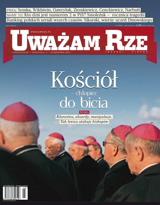 """""""Uważam Rze. Inaczej pisane"""" nr 9 - Ebook (Książka PDF) do pobrania w formacie PDF"""