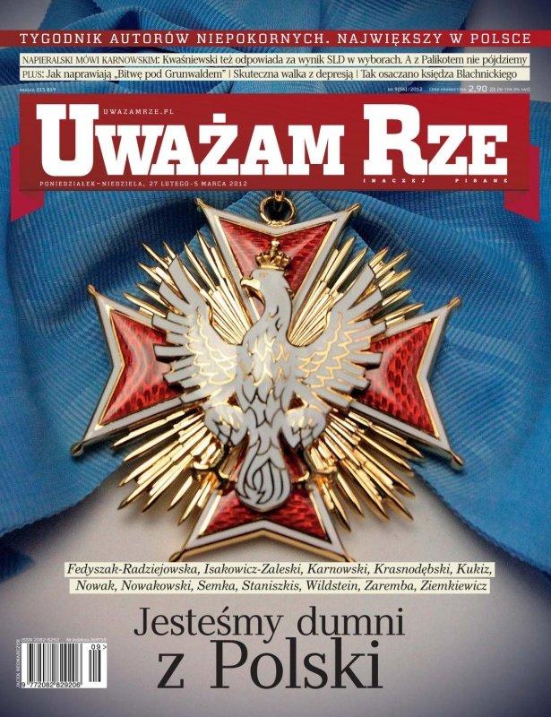 """""""Uważam Rze. Inaczej pisane"""" nr 92012 - Ebook (Książka PDF) do pobrania w formacie PDF"""