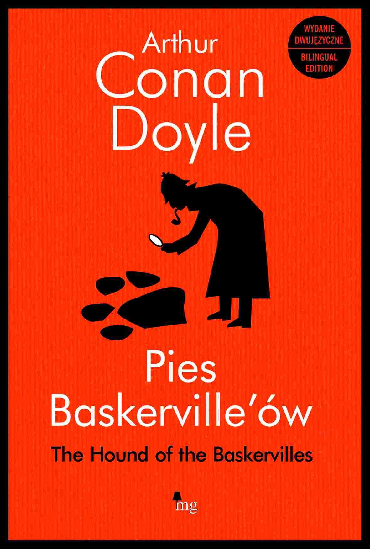 Pies Baskerville'ów. Hound of the Baskerville - wydanie dwujęzyczne - Ebook (Książka na Kindle) do pobrania w formacie MOBI