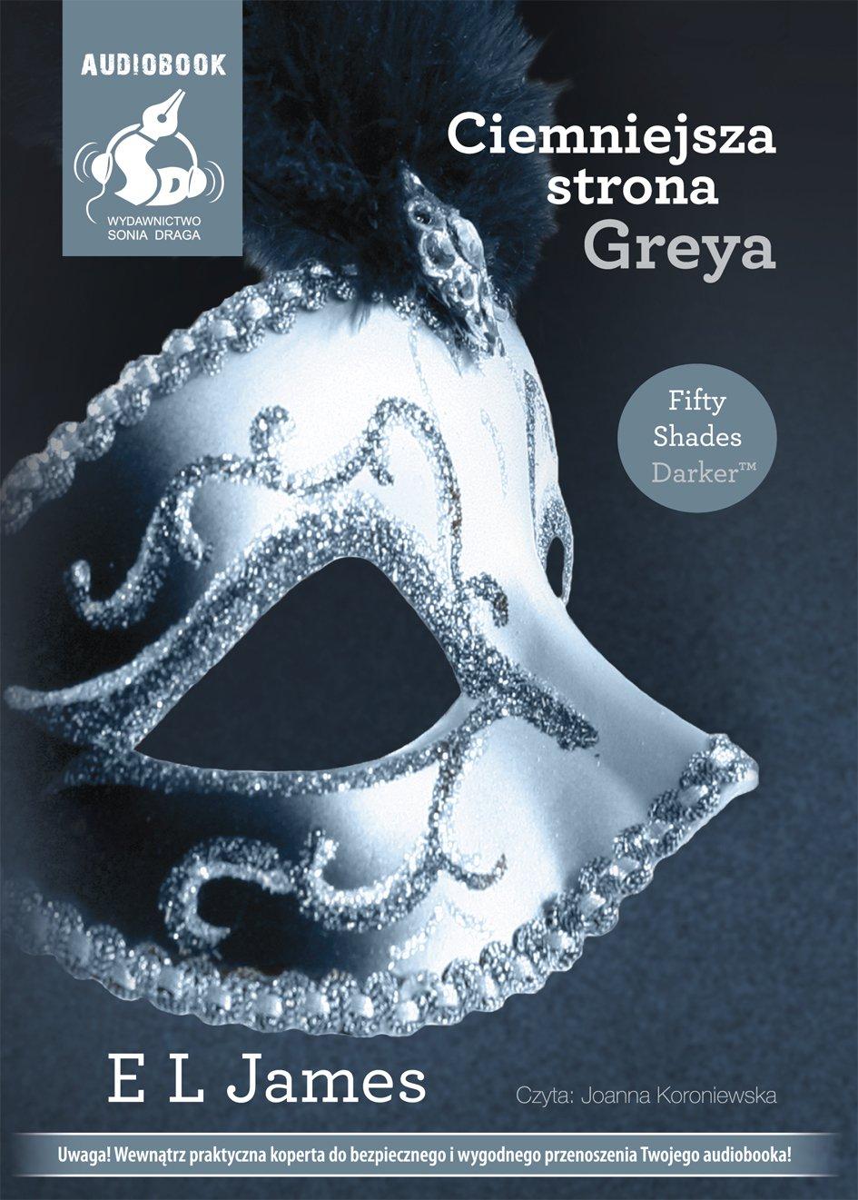 Ciemniejsza strona Greya - Audiobook (Książka audio MP3) do pobrania w całości w archiwum ZIP