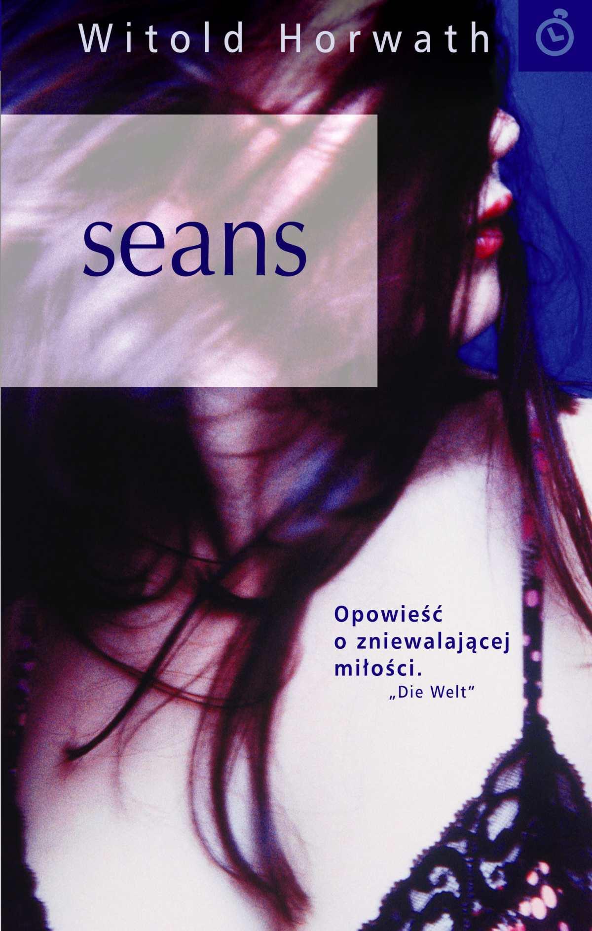 Seans - Ebook (Książka EPUB) do pobrania w formacie EPUB