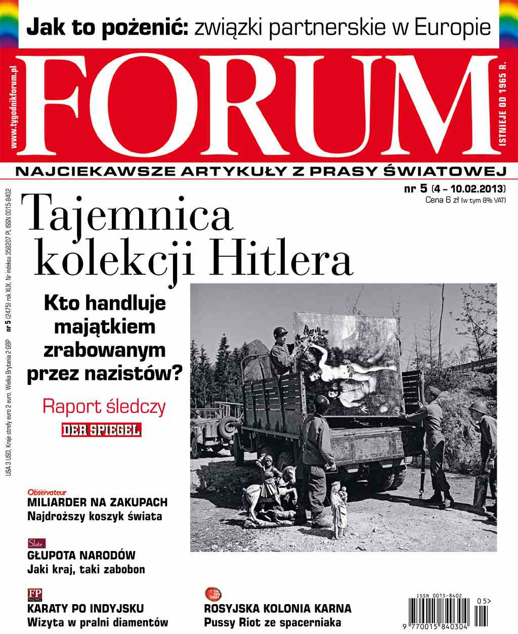 Forum nr 5/2013 - Ebook (Książka PDF) do pobrania w formacie PDF